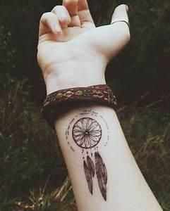 Attrape Reve Tatoo : 1001 id es de tatouage attrape r ve symbolique tatoo tattoo and tatoos ~ Nature-et-papiers.com Idées de Décoration