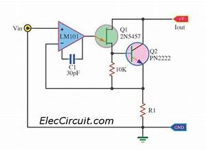 Many Constant Current Source Circuits  U2013 Electronic