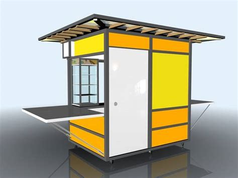Sell Grocery Kiosks And Fastfood Kiosks, Outdoor Food
