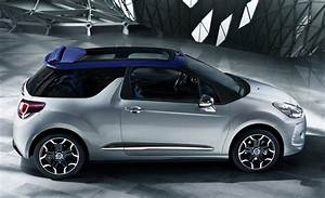 Citroen Ds 3 : new citroen ds3 cabrio previewed ahead of 2012 paris motor show ~ Gottalentnigeria.com Avis de Voitures