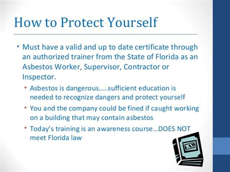 asbestos safety awareness training  mpss