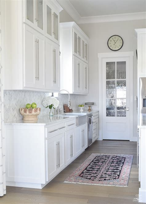 simple tips  styling  kitchen counters zdesign