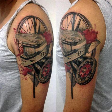 motocross tattoo ideas  pinterest moto  mx