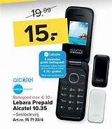 mobiele aanbiedingen abonnement
