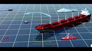 Oil Spill Animated Diagram
