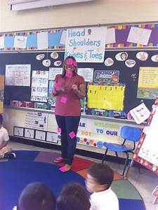 Teaching Preschoolers About Body Parts