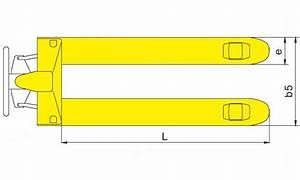 11000lbs Manual Pallet Jack 27 U0026quot  X 48 U0026quot