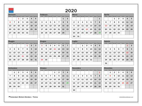 calendario ticino michel zbinden