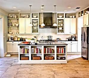 Open, Shelves, In, Your, Kitchen, With, Ikea, Baskets