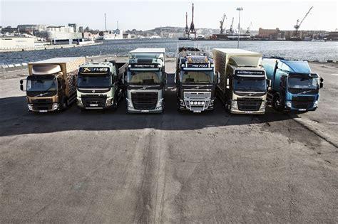 volvo 800 truck for volvo trucks has renewed its entire european truck range
