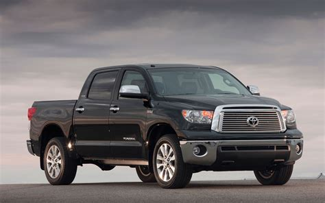 toyota tundra new car review 2013 toyota tundra crewmax limited 4x4