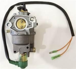 Champion Cpe Generator Carburetor 71531 100153 439cc 6750 7500 8400 9375 Watt