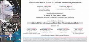 Magasin Ouvert Aujourd Hui Bas Rhin : conf rence d bat l actualit des valeurs du gaullisme ~ Dailycaller-alerts.com Idées de Décoration