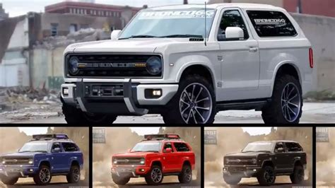 ford bronco review youtube