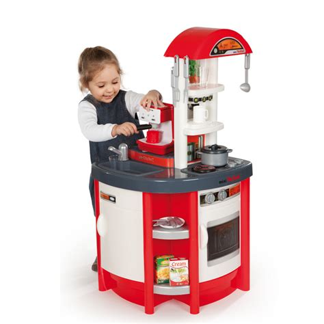 smoby childrens tefal cooker studio play kitchen