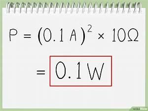 P Wert Berechnen : joules berechnen wikihow ~ Themetempest.com Abrechnung
