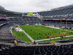 Soldier Field Section 255 Seat Views Seatgeek