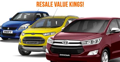 Cars That Retain Their Value The Best by Top 10 Indian Cars Suvs That Retain Their Value