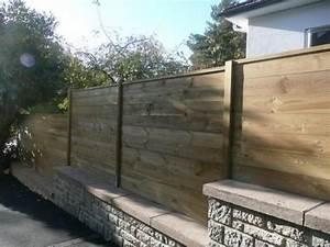 Mur Végétal Anti Bruit : mur anti bruit bois am nagement jardin pinterest ~ Premium-room.com Idées de Décoration