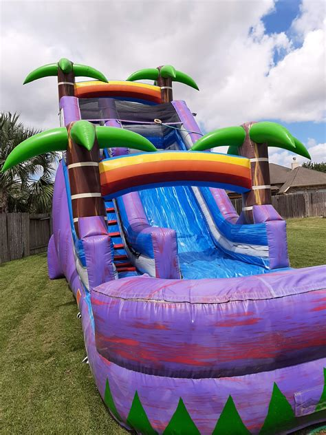 Amazing Water Slide Rentals in Houston, TX   TLG Inflatables