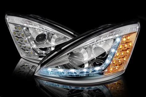 custom led headlights carid