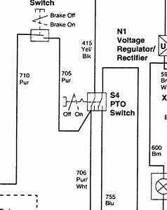 Wiring Diagram  14 John Deere Seat Switch Diagram
