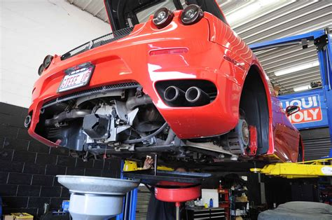 Ferrari's designs from the california t, the 458 spider, and the ambitious laferrari, are all about the highest caliber of performance. ferrari service f430 oil change transmission chicago ...