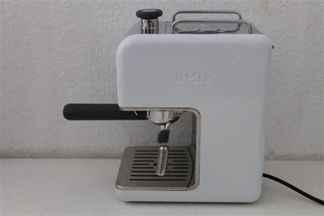 kenwood kmix espresso kenwood es 020 kmix espressomaschine siebtr 228 ger 15 bar ebay