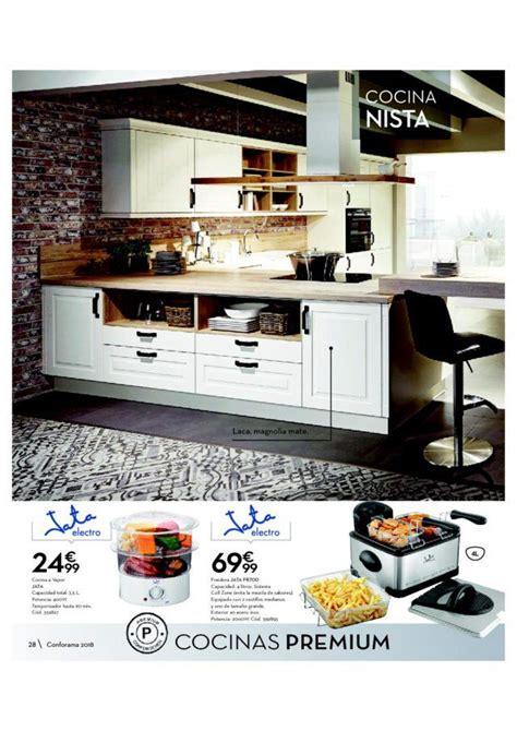 el catalogo de cocinas conforama