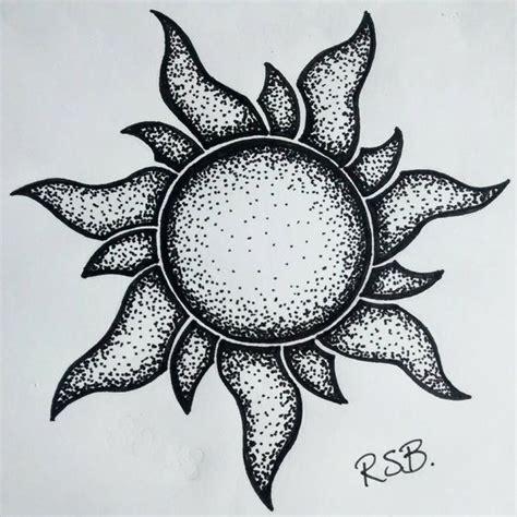Best 25 Sunflower Drawing Ideas On Pinterest Tattoo Drawings