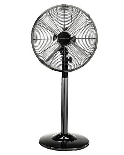 table fans at home depot bionaire 12 inch 2 in 1 chrome table stand fan the