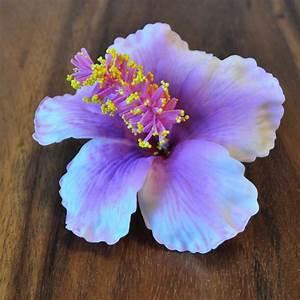 Getrocknete Blüten Kaufen : bl ten kunstblumen hibiskus violett ~ Orissabook.com Haus und Dekorationen