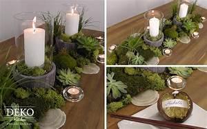 Ausgefallene Hochzeitsdeko Ideen : weihnachts deko natur ideen zum selbermachen ~ Frokenaadalensverden.com Haus und Dekorationen