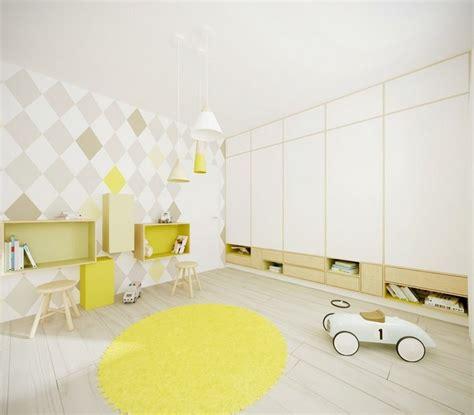 déco murale chambre enfant papier peint stickers peinture