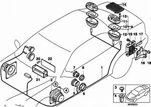Original Parts For E36 M3 S50 Coupe    Audio Navigation Electronic Systems   Single Components F