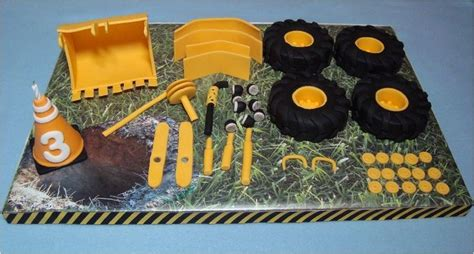 Digger Cake Template Best 25 Digger Cake Ideas On Pinterest Digger Birthday
