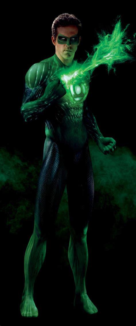 green lantern costume heromachine character portrait creator