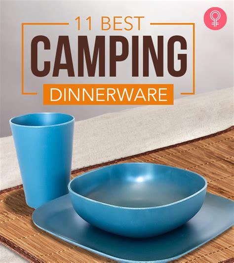 camping dinnerware