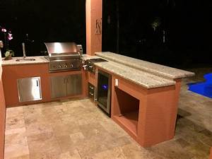 DCS and Lynx Sedona Outdoor Kitchens - BBQ Depot