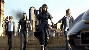 Noctis Looked More Badass With FF Versus XIII Outfit I