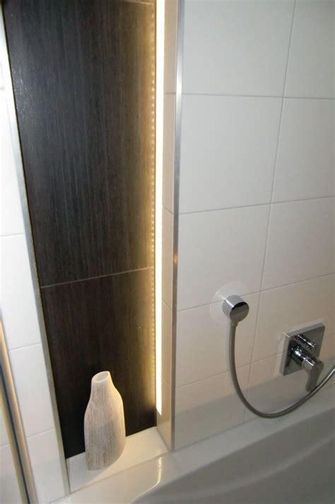 Indirekte Beleuchtung Im Bad Nische Badewanne Badezimmer