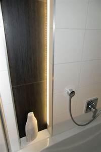 Indirekte Beleuchtung Badezimmer : indirekte beleuchtung im bad nische badewanne badezimmer pinterest indirekte beleuchtung ~ Sanjose-hotels-ca.com Haus und Dekorationen