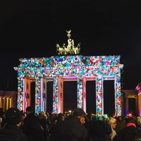 magnificent lights parade 2017 berlin festival of lights 2017 awesome berlin