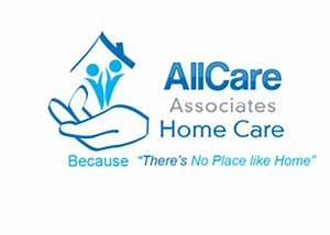 logo for a non medical homecare company providing With home health care logo design