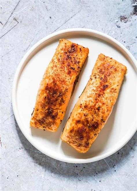 salmon fryer air fillets easy recipes cooked recipe recipesfromapantry cooking fry fish low delicious ll why