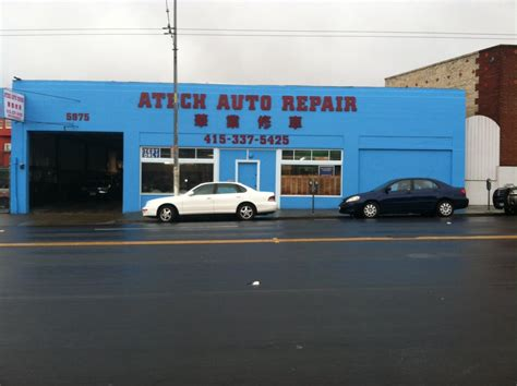atech auto repair yelp