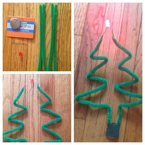 pipe cleaner circuit ornaments kithub