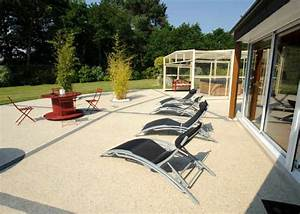 Terrasse Sur Sable : terrasse sur sable ou beton nos conseils ~ Melissatoandfro.com Idées de Décoration