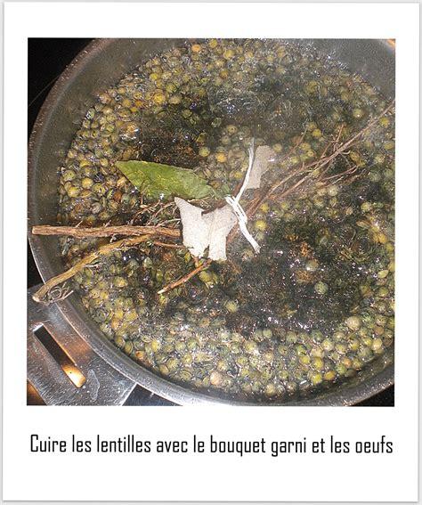 comment cuisiner des lentilles vertes lentilles vertes du puy facile et pas cher recette sur