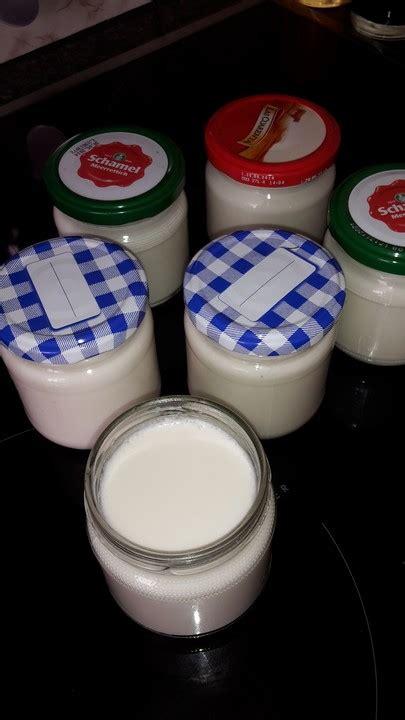 Naturjoghurt Selber Machen by Naturjoghurt Selber Machen Rezept Mit Bild